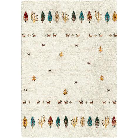 tapis motif berbere solu 80 x 150 cm