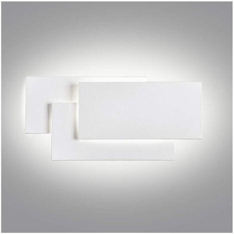 24w led appliques murales interieur blanc simple design murale applique pour couloir escalier salon chambre blanc froide