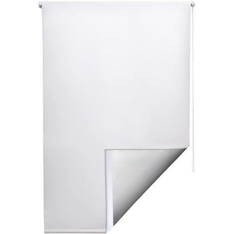 sol royal solreflect t42 store enrouleur occultant et isolant thermique blanc 160x40x3 1 cm
