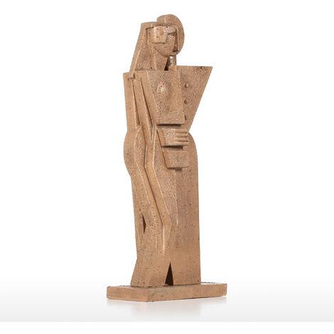 hug creative decoration artisanat resume caractere sculpture salon ameublement