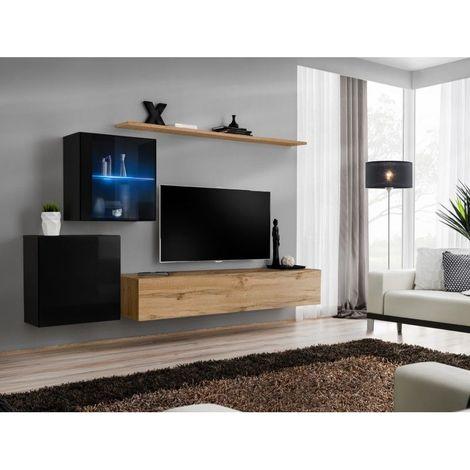 ensemble meuble salon mural switch xv