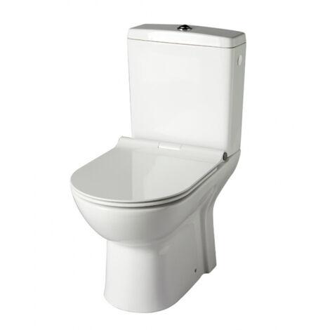 sortie verticale avec lave mains