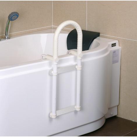 barre d appui acces baignoire