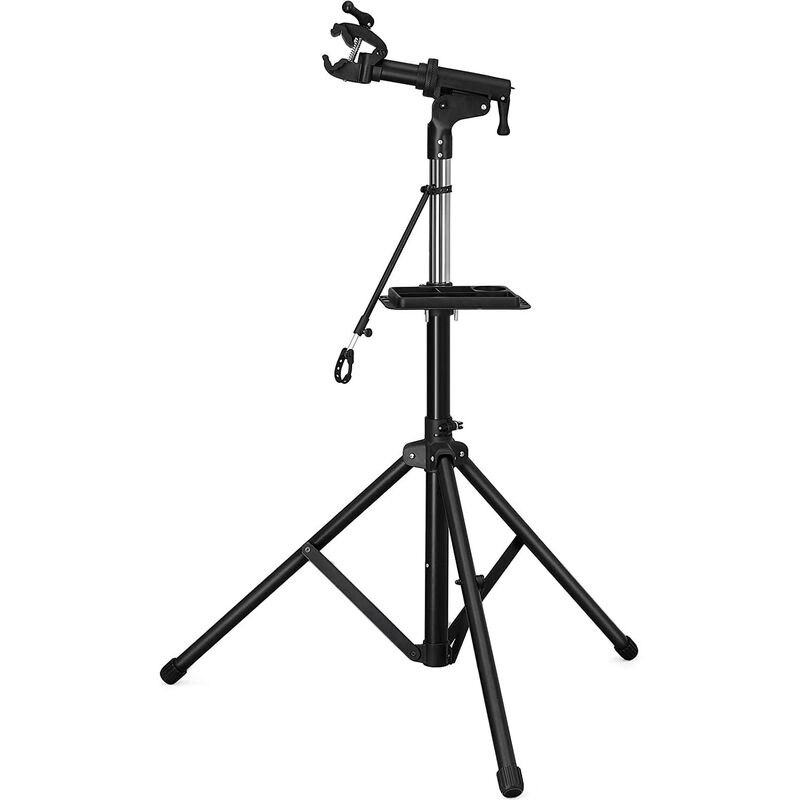Improved Bike Repair Stand with Aluminum Alloy Arm, Large