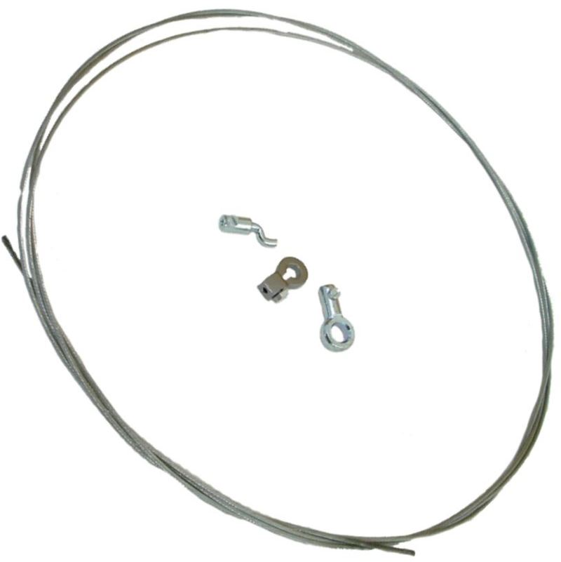 Inner Throttle Clutch Cable With Wire Stop Repair Kit For