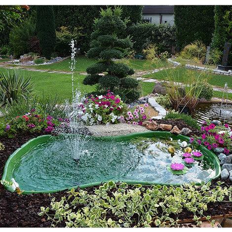 comment decorer un bassin de jardin
