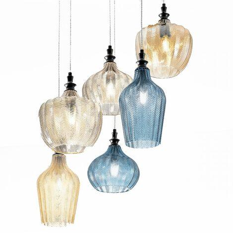 Goccia in vetro murano per restauro lampadario, allestimento vetrina,. Lampadario Vetro Colorato Al Miglior Prezzo