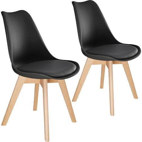 lot de 6 chaises scandinaves a prix mini