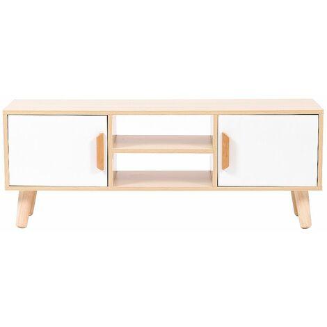 meuble tv 110 cm a prix mini