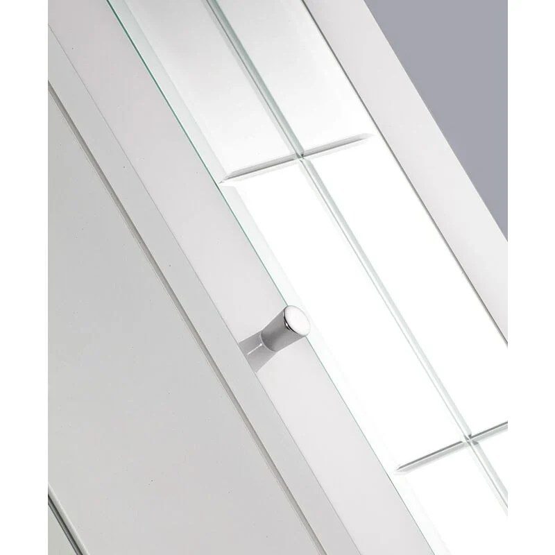 Miroir De Salle De Bain Armoire Avec Deux Armoires Et Eclairage Modele Tiziana 02080000000198