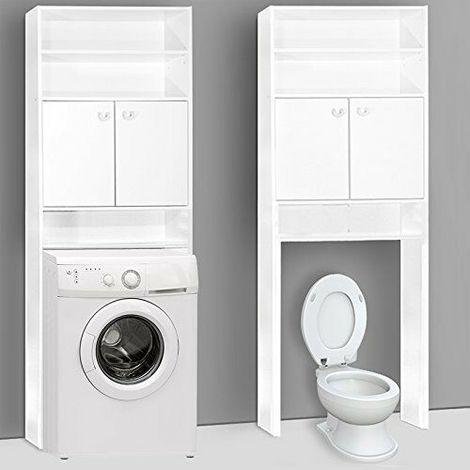 Mobile bagno da incasso per lavatrice armadio bagno