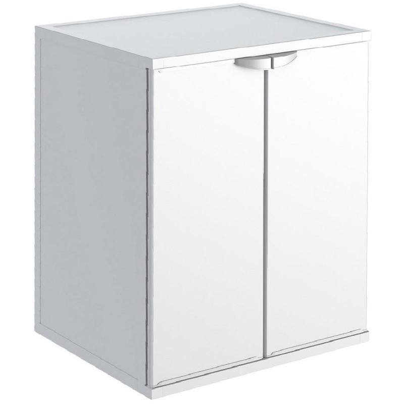 mueble protector lavadora Mueble para bao con hueco para