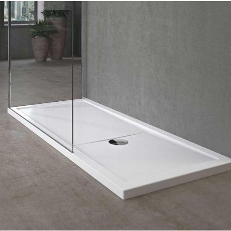 150x80 cm extra plat rectangulaire bac