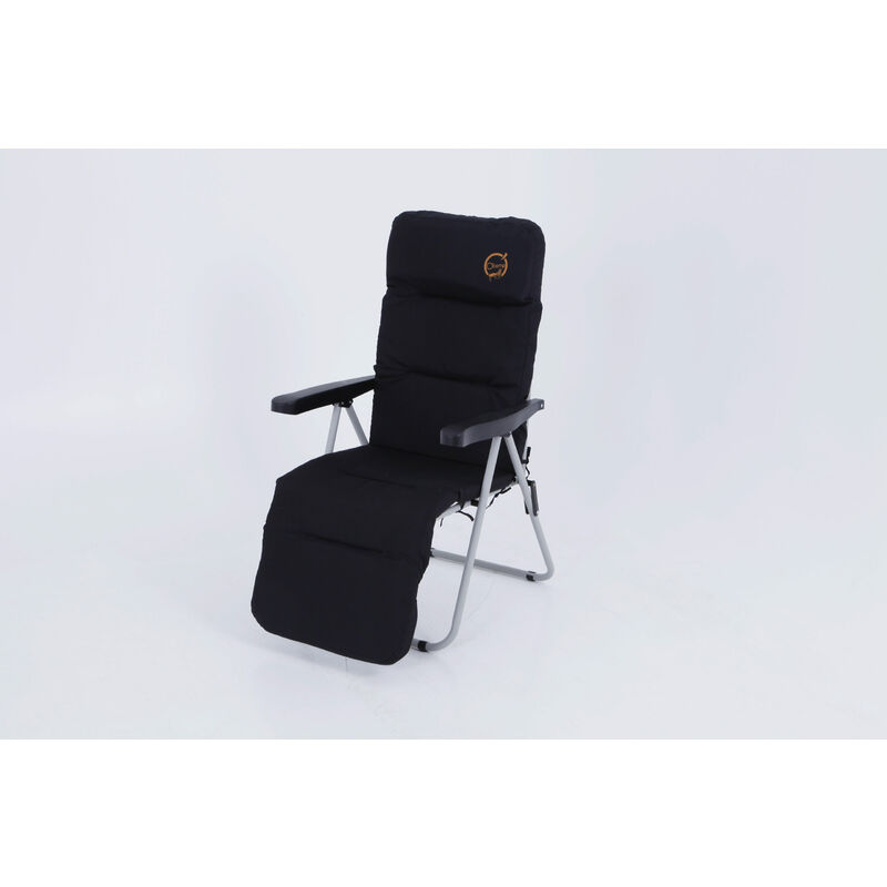 o camp fauteuil relax confort structure pliable et matelassee tres confortable dimensions 62 x 92 x 105 cm