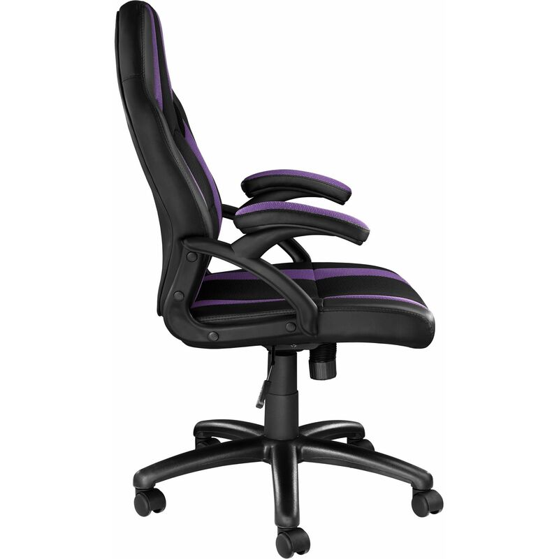 Office Chair Benny Gaming Chair Cheap Gaming Chairs Racing Chair Black Purple 403474