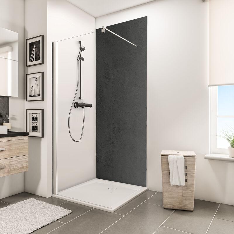 panneau mural 100 x 210 cm revetement pour douche et salle de bains decodesign decor schulte differents decors au choix
