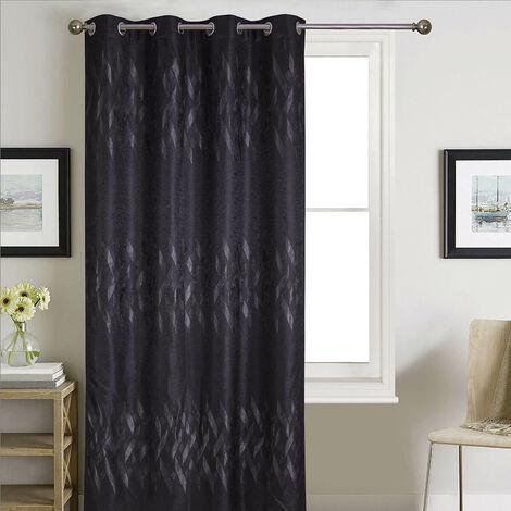 rideau occultant noir a prix mini