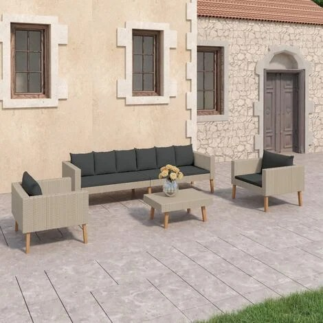 salon de jardin eucalyptus a prix mini