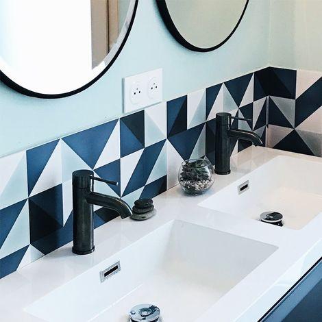 credence salle de bain a prix mini