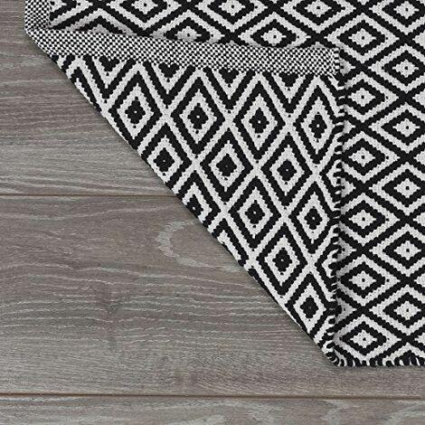 tapis de bain noir a prix mini