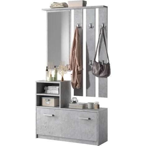 """I mobili salvaspazio sono la soluzione ideale per chi ha un'abitazione di piccole dimensioni o """"un angolo morto"""" e non. Set Ingresso"""
