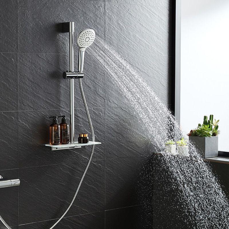 baignoire douche auralum colonne