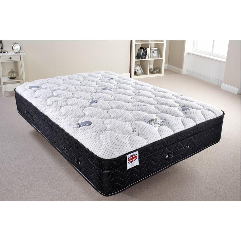 Memory Foam Mattress Topper For Small Single Bed – Hanaposy