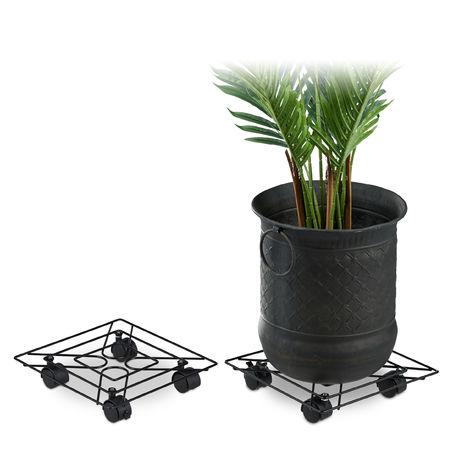 support roulant pour plantes a prix mini
