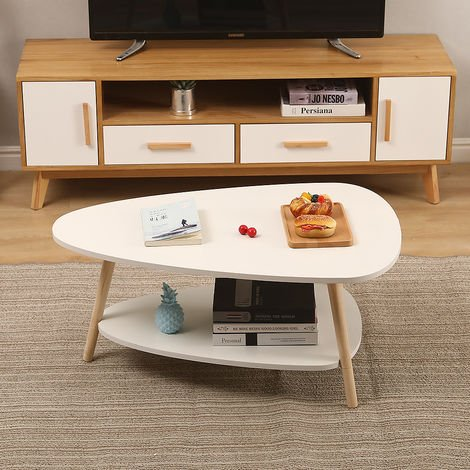 table basse ovale a prix mini