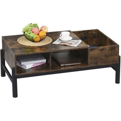 table basse rectangulaire a prix mini