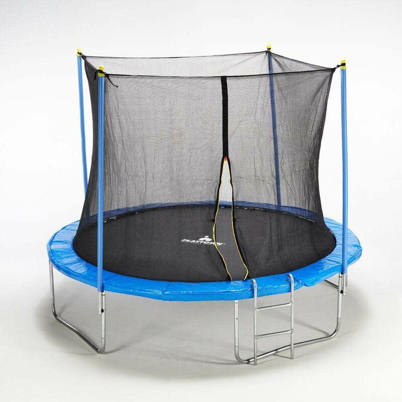 trampoline multicolore 305 cm