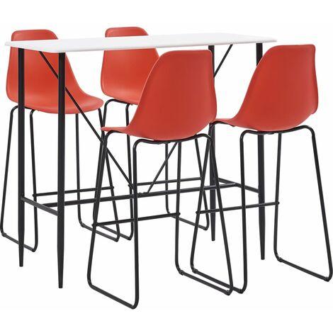 chaises bistrot plastique a prix mini