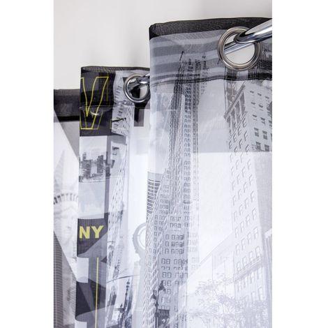 rideaudiscount voilage 135 x 260 cm 6