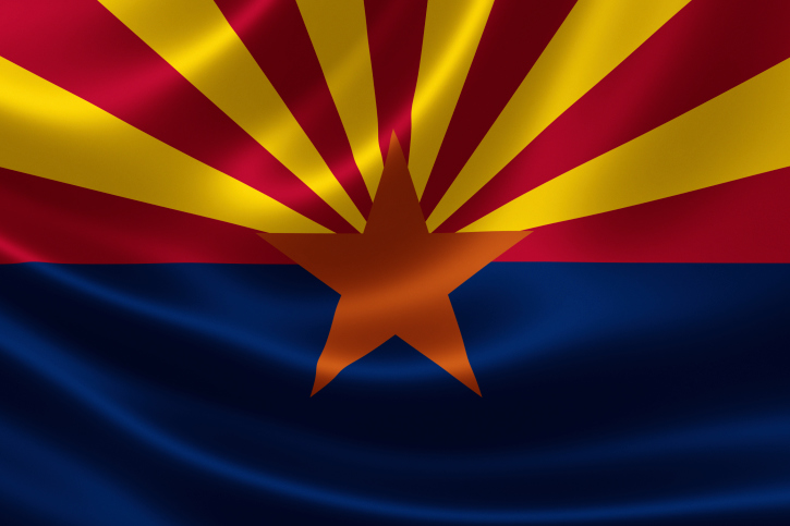Mesa Arizona Flag