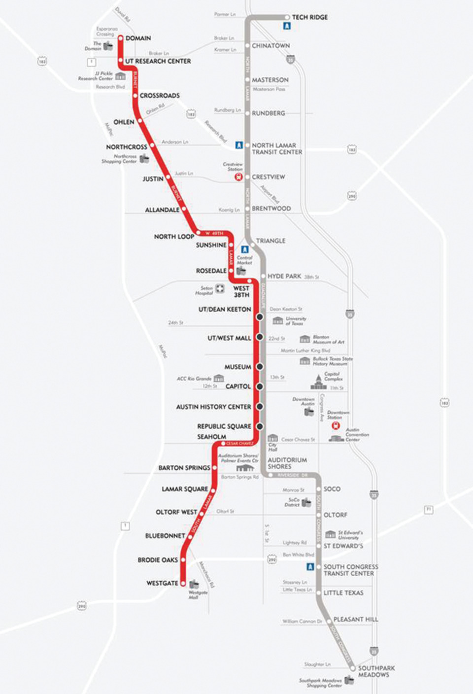 TX: Capital Metro to Conduct Full-Scale Field Test of
