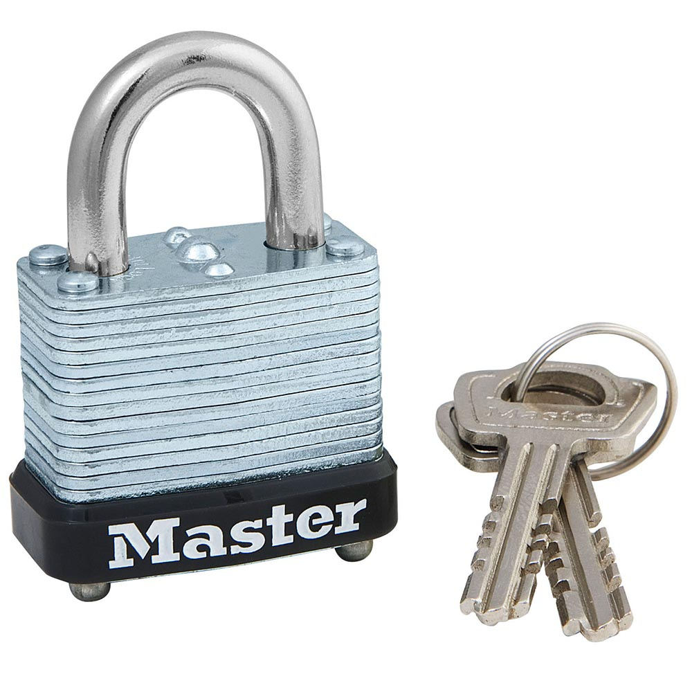Model No 105KA  Master Lock