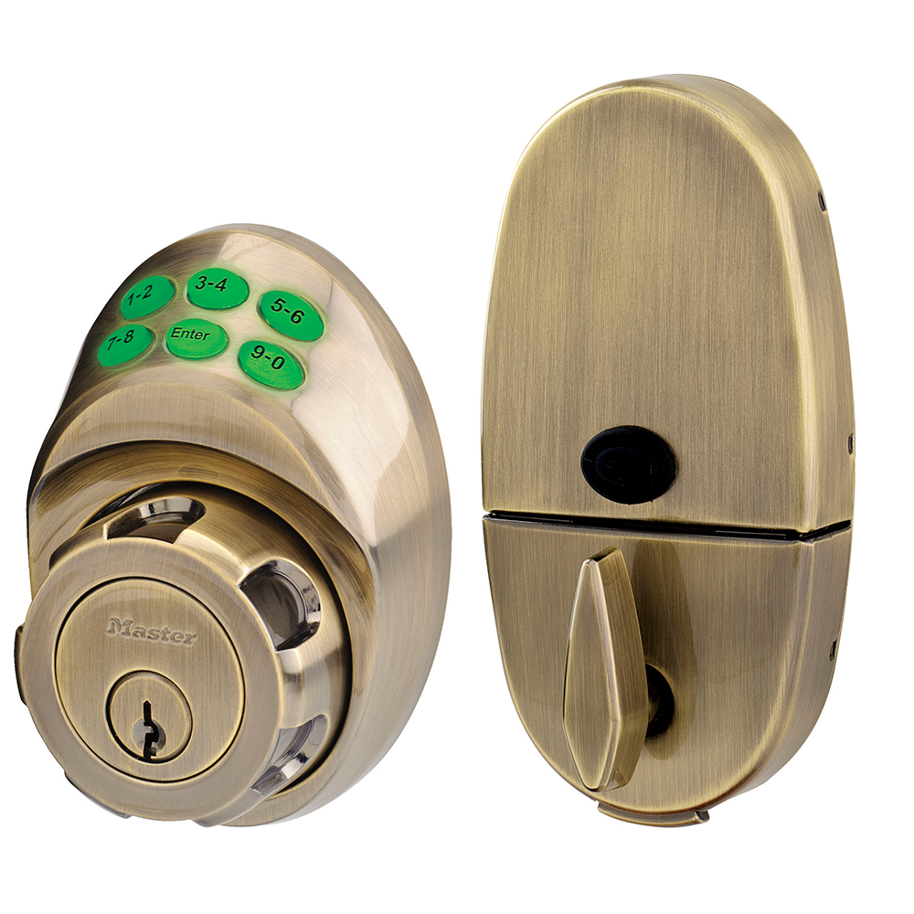 Lock Here Is An Electronic Code Lock Which Can Be Used As A Door