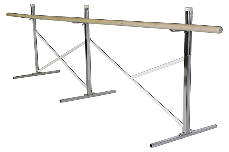 Portable Ballet Barre in Extra Long or Custom Sizes