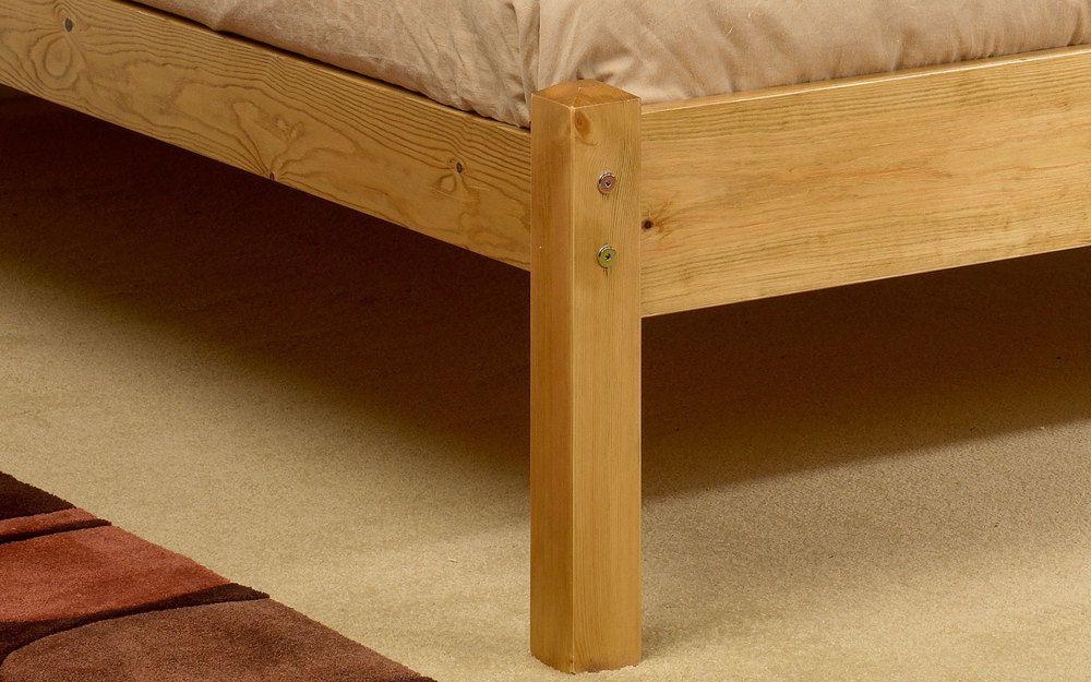 Friendship Mill Vegas Wooden Bed Frame  Mattress Online