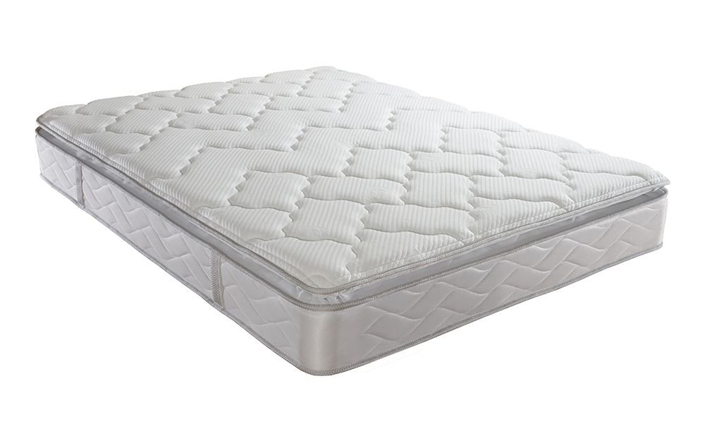 sealy posturepedic pearl luxury pillow top mattress single