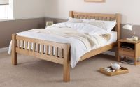 Buy cheap Double wooden bed frame - compare Beds prices ...