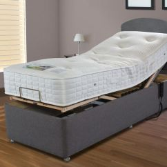 Next Day Sofa Delivery Fabric Protection Sleepeezee Pocket Natural Adjustable Mattress - ...