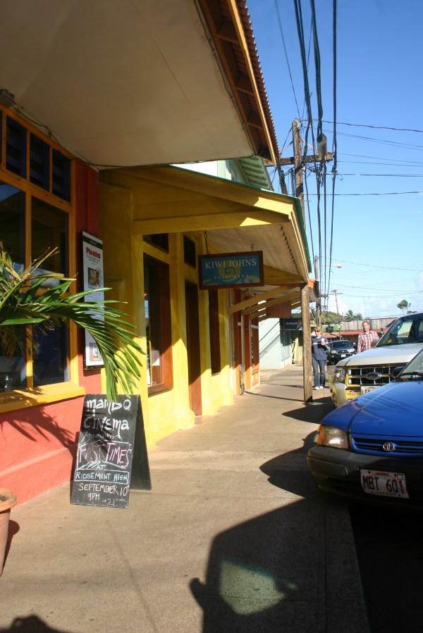Pa39ia Town Maui Guidebook