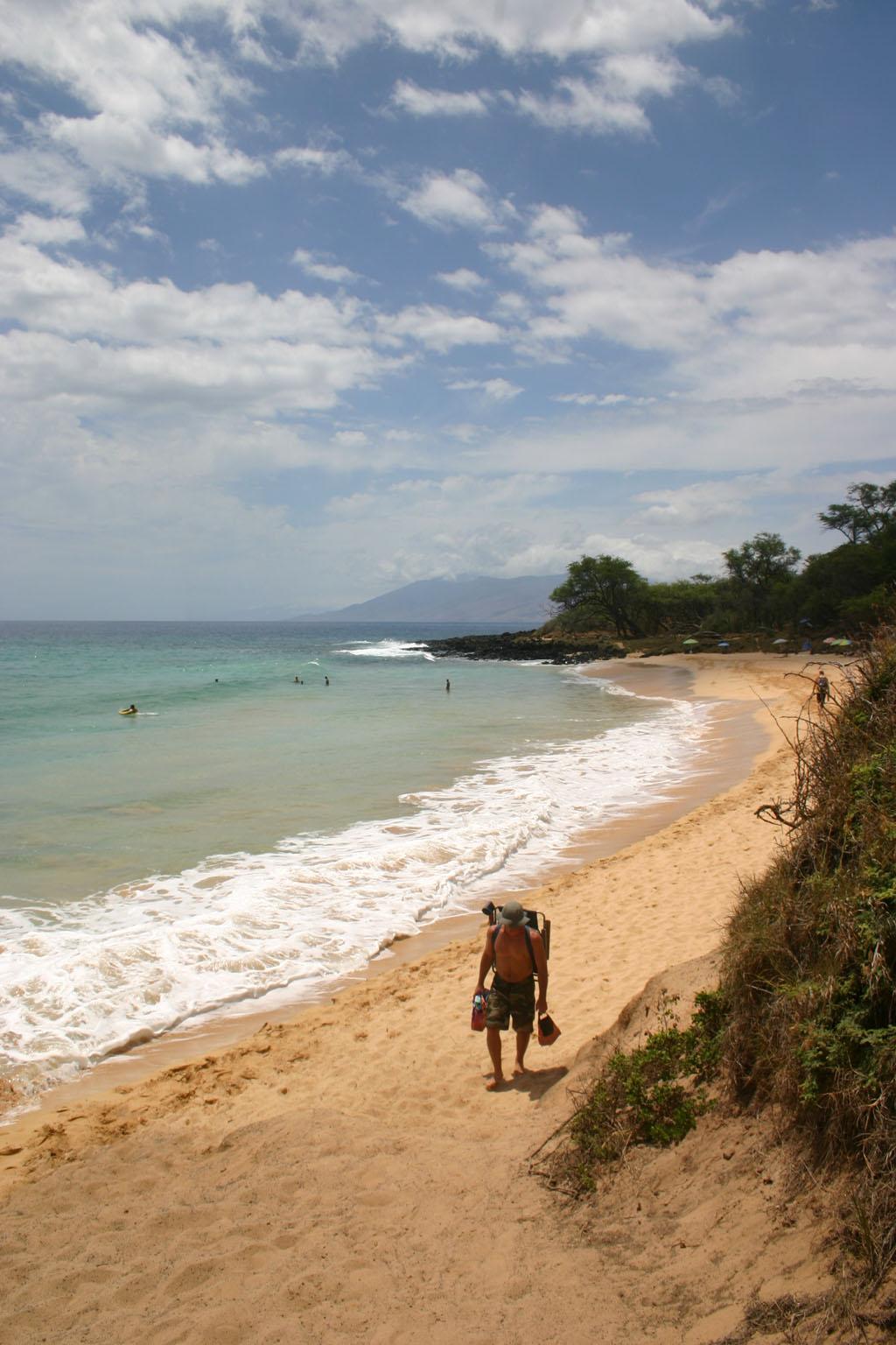 Little Beach  Maui Guidebook