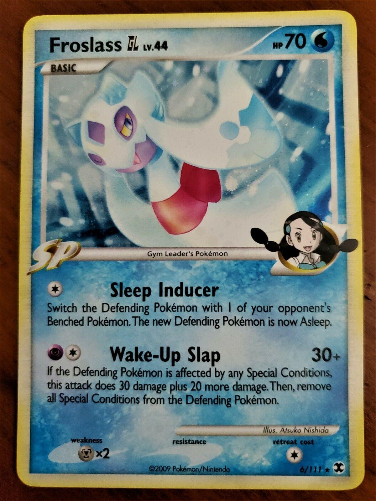 Http Www Pokemon Gl Com : pokemon, Froslass, Rising, Rivals, 6/111, Value:, [scrape_image:10] <script type=