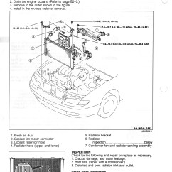 Mazda 626 Wiring Diagram Parts Of A Flower Engine Cooling 1963 Mercury