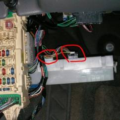 Mazda 626 Wiring Diagram 2005 Jeep Liberty Ignition Switch Disabling The Anti Theft System? - 1993-2002 (2.5l) V6 Mazda626.net Forums