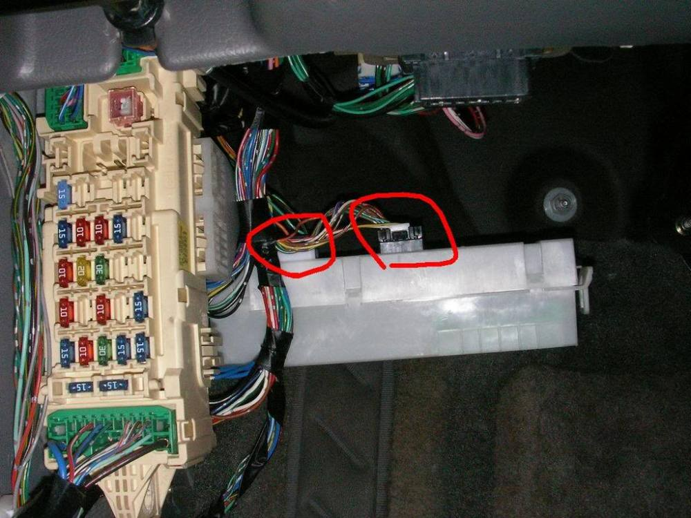 medium resolution of mazda etude fuse box diagram