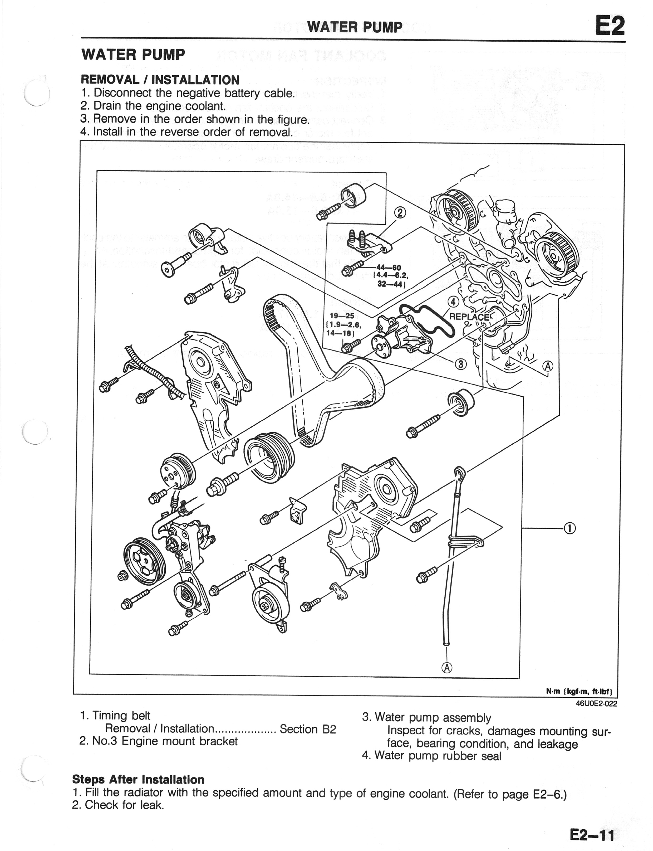 2002 Mazda Tribute Mount Diagram. Mazda. Auto Parts