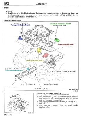 2007 Mazda 3 Motor Mount Locations  impremedia